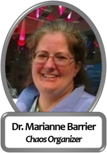 Dr. Marianne Barrier, Lab Manager
