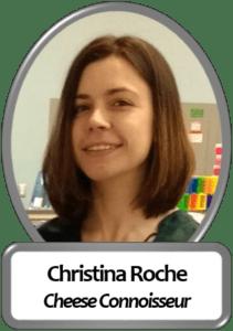 Christina Roche, Miseq Operator