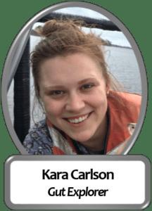 Kara Carlson, Research Technician