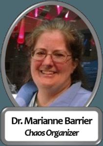 Dr. Marianne Barrier, Lab Manager