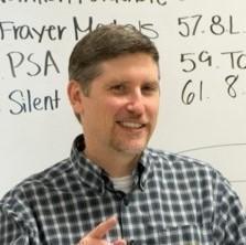 Photo of Dr. Dan Fergus